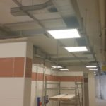 Trani (BT) - Cucina e mensa Presidio Ospedaliero