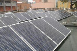 Impianto fotovoltaico Cucina Industriale Brindisi