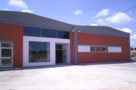 Centro giovanile multifunzionale