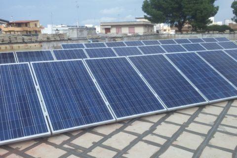 Efficientamento energetico scuola materna – Surbo (LE)