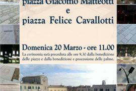 Piazza Cavallotti – Piazza Matteotti Ruvo di Puglia