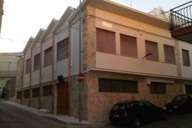 Ristrutturazione immobile Piazza Maggi – Villa Castelli