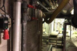 Completamento impianti del presidio ospedaliero Santa Croce di Fano